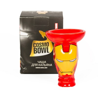 Cosmo Bowl Iron Man